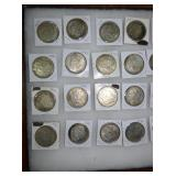 28 MORGAN SILVER DOLLARS