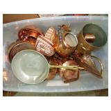 COLLECTION COPPERWARE