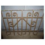 28X36 WROUGHT IRON