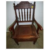EARLY PRIM. POTTY CHAIR