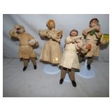 10IN. HANDMADE NISTIS SPAIN DOLLS