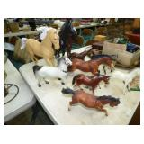 COLLECTION BREYER HORSES AND OTHERS