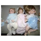 SUGAR BRITCHES PORC. DOLLS