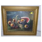23X26 FRUIT SCENE PICTURE