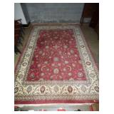 CLEAN PERSIAN AREA RUG