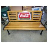 4FT. COCA COLA BENCH