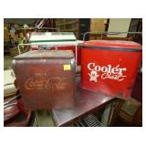 COKE COOLERS AND OTHERS