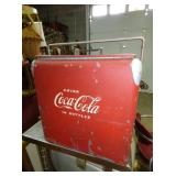 EMBOSSED COCA COLA PLEASURE CHEST