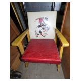 CHILDS EARLY BRONCO CHAIR