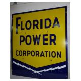 2ND VIEW FLORIDA POWER CO SIGN