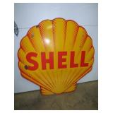 2ND VIEW OTHERSIDE PORC SHELL SIGN