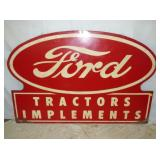 49X71 ORIG FORD TRACTORS IMPLEMENTS