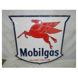 56X58 PORC MOBILGAS SIGN