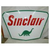 60X84 PORC SINCLAIR DINO SIGN