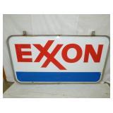 47X85 PORC EXXON SIGN