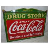2ND VIEW CLOSEUP COCACOLA DRUG STORE
