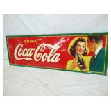 2ND VIEW 1941 COKE SIGN