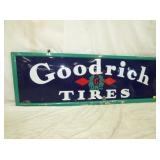 2ND VIEW CLOSEUP GOODRICH TIRE SIGN