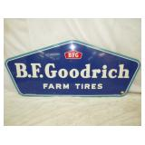 27X59 B.F. GOODRICH FARM TIRE SIGN
