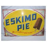 24X36 1948 ESKIMO PIE SIGN