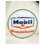 ORIG MOBIL OIL GLASS GAS GLOBE