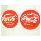 2ND VIEW 12IN ORIG COKE BUTTON