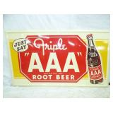 33X57 EMB AAA ROOT BEER