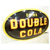 2ND VIEW CLOSEUP DOUBLE COLA SIGN