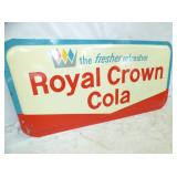2ND VIEW CLOSEUP RC COLA SIGN