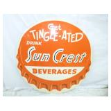 36IN SUNCREST CAP SIGN