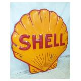 3RD VIEW LEFT SIDE SHELL SIGN
