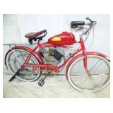 NICE MOTORIZED WHIZZER BIKE