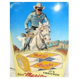 3RD VIEW MERITA LONE RANGER SIGN