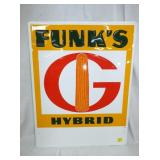 23X30 EMB. FUNKS HYBRID SIGN