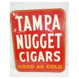 20X24 1964 EMB. TAMPA NUGGET CIGARS