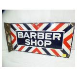 12X24 PORC. BARBER SHOP FLANGE