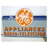 60X95 GE APPLICANCES RADIO-TV