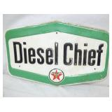 10X15 DIESEL CHIEF EMB. PUMP PLATE