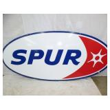 45X98  PORC. SPUR SIGN