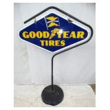 22X40 PORC. GOODYEAR TIRES SIGN