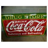 2ND VIEW OTHERSIDE PORC. COKE SIGN