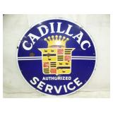 2ND VIEW OTHERSIDE CADILLAC SIGN