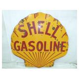 2ND VIEW OTHERSIDE SHELL CLAM SIGN