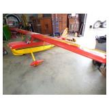 15FT. WIDEX10 1/2FT. LONG MODEL PLANE