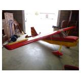 3RD VIEW OTHERSIDE MODEL AIRPLANE