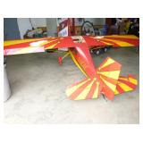 6TH VIEW BACKSIDE MODEL AIRPLANE