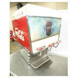 2ND VIEW FRONT SIDE COKE DISPENSER