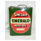 SINCLAIR 2G. OIL CAN