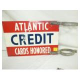10X15 ATLANTIC CREDIT W/ BRACKET
