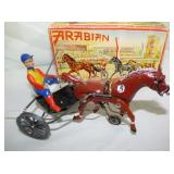 2ND VIEW WESTERN GERMANY TOY W/ BOX
